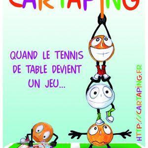 cartaping | quand le tennis devient un jeu...
